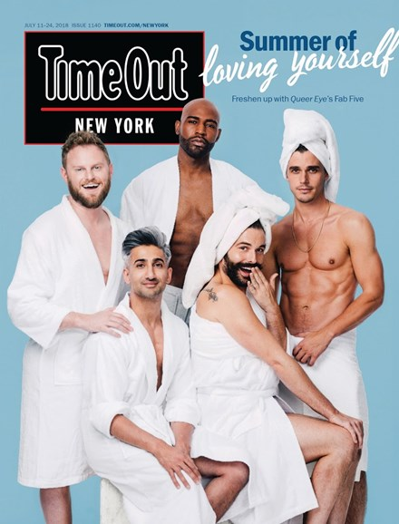 Time Out New York Cover - 7/11/2018
