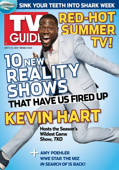 TV Guide Cover - 7/9/2018