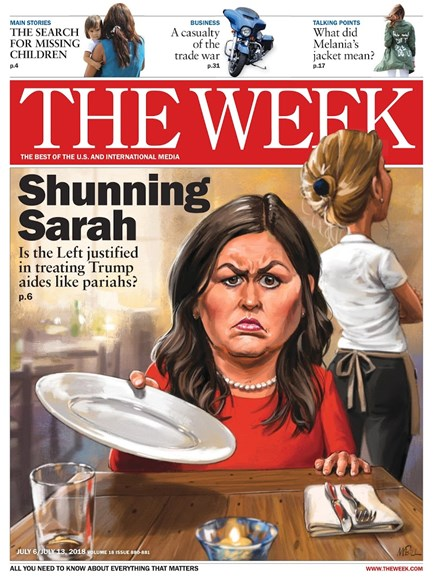 The Week Cover - 7/6/2018