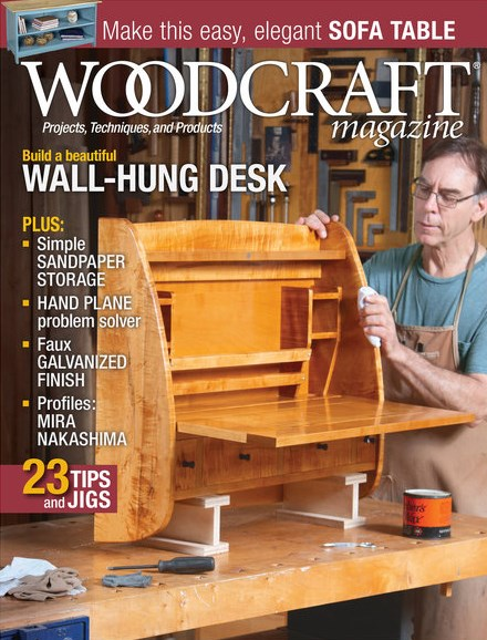 Woodcraft Cover - 8/1/2018