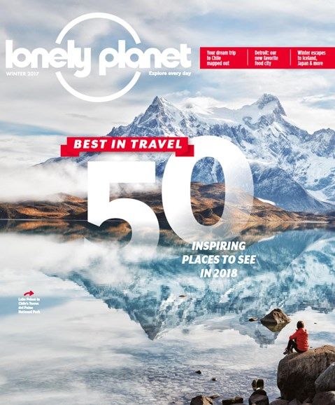 Lonely Planet Cover - 12/1/2017