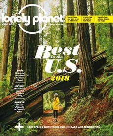 Lonely Planet | 3/2018 Cover