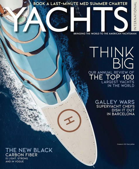 Yachts International Cover - 7/1/2018