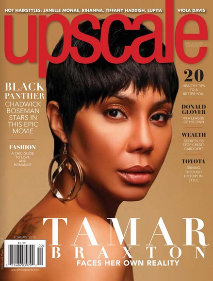 Upscale Cover - 1/1/2018