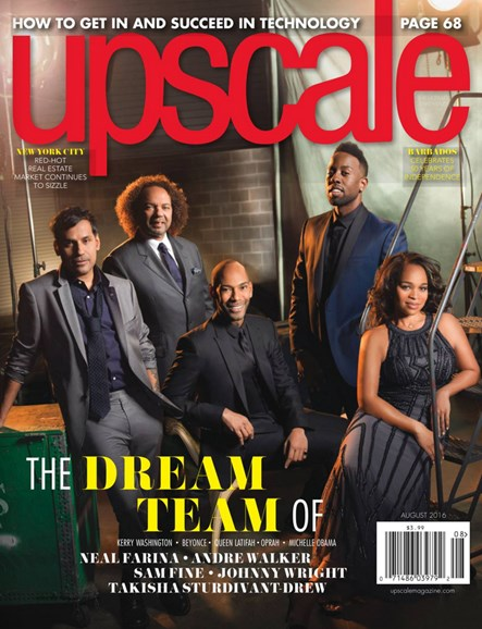 Upscale Cover - 7/1/2016