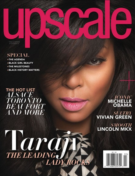 Upscale Cover - 1/1/2016