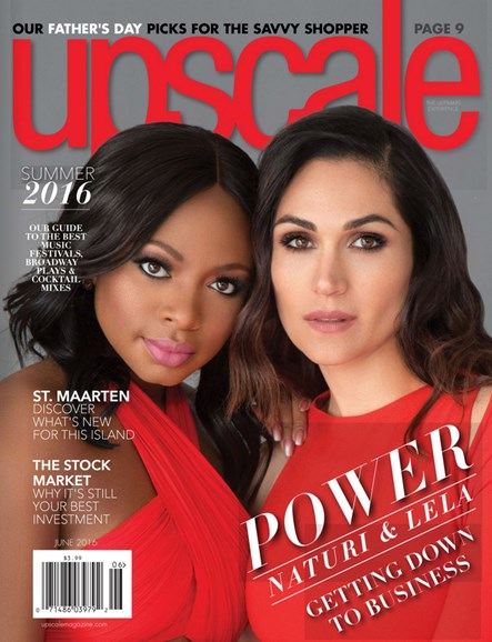 Upscale Cover - 5/1/2016