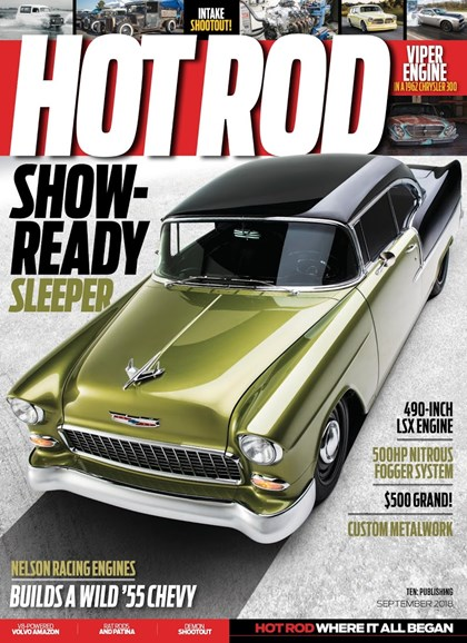 Hot Rod Cover - 9/1/2018