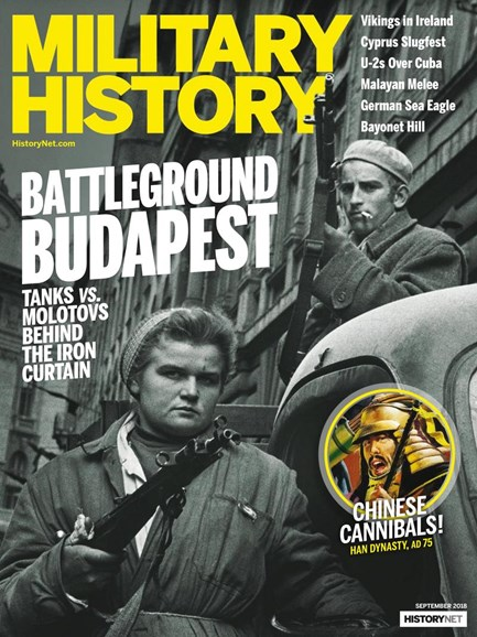 Military History Cover - 9/1/2018
