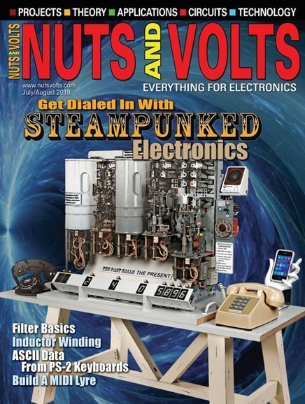 Nuts & Volts Cover - 7/1/2018