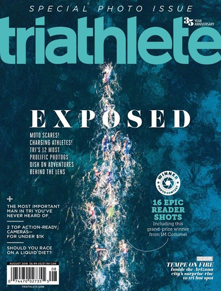 Triathlete Cover - 8/1/2018