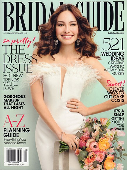 Bridal Guide Cover - 9/1/2018