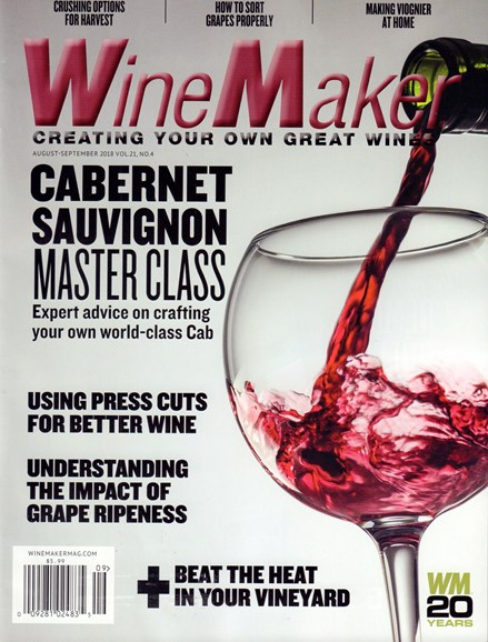 Winemaker Cover - 8/1/2018