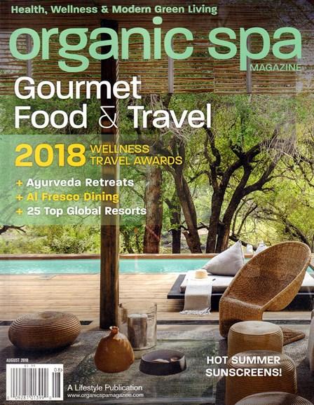 Organic Spa Cover - 8/1/2018