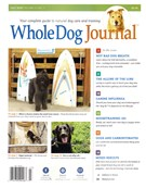Whole Dog Journal 7/1/2018