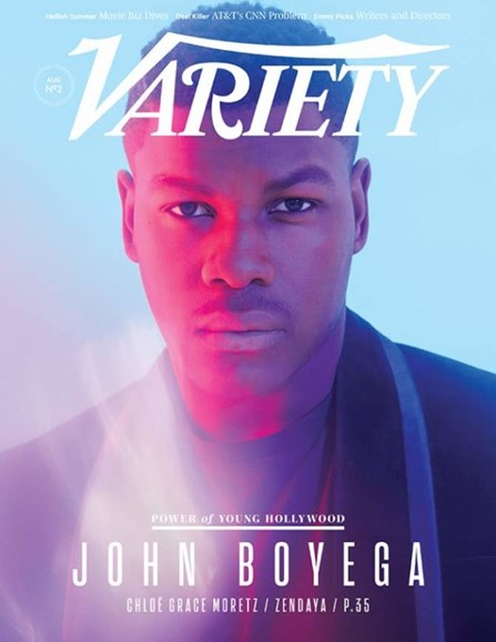 Variety Cover - 8/8/2017