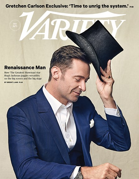 Variety Cover - 12/1/2017