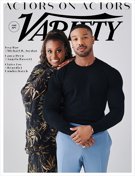 Variety Cover - 6/1/2018