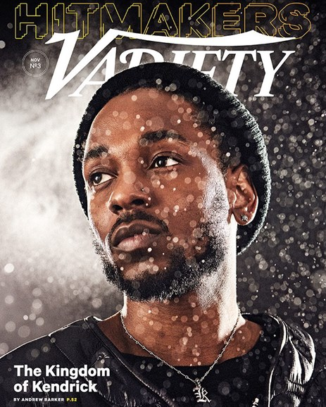Variety Cover - 11/24/2017