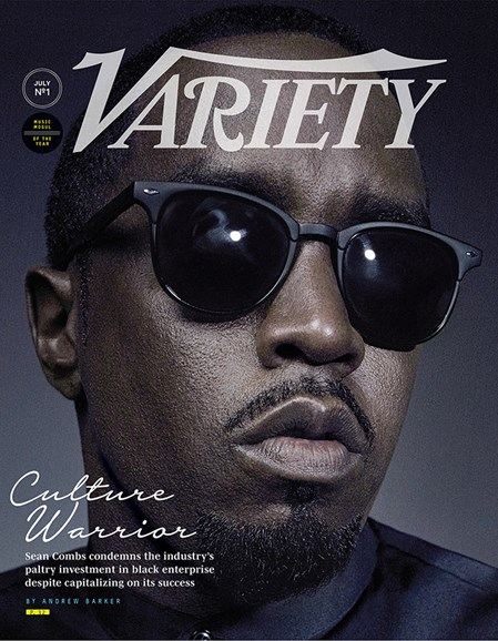 Variety Cover - 7/8/2018