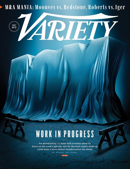 Variety Cover - 5/22/2018