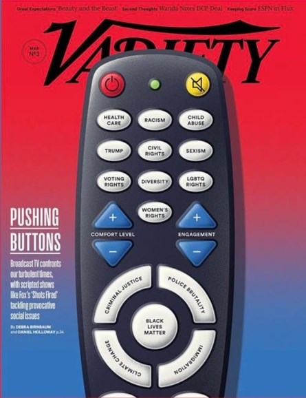 Variety Cover - 3/20/2017