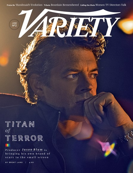 Variety Cover - 6/15/2018