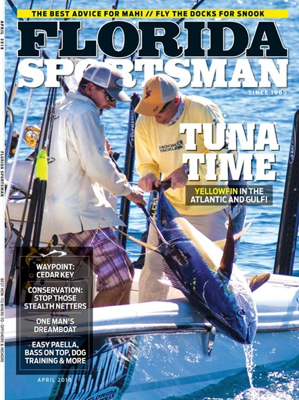 Florida Sportsman Cover - 4/1/2018
