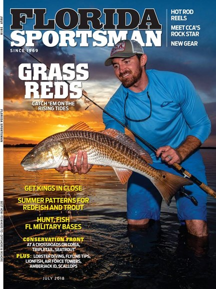 Florida Sportsman Cover - 7/1/2018