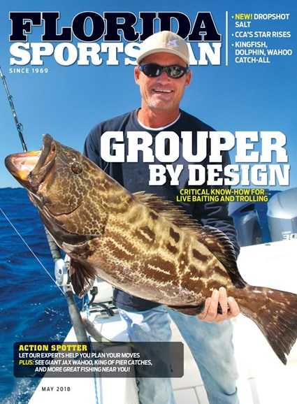 Florida Sportsman Cover - 5/1/2018