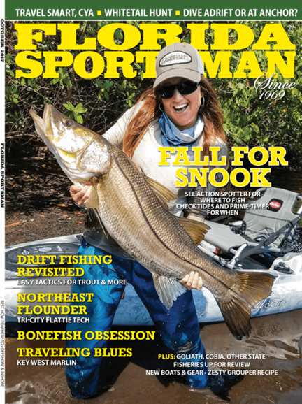 Florida Sportsman Cover - 10/1/2017