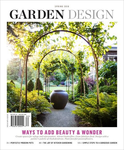 Garden Design Cover - 3/1/2018