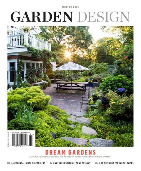 Garden Design Cover - 12/1/2017