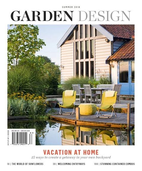 Garden Design Cover - 6/1/2018