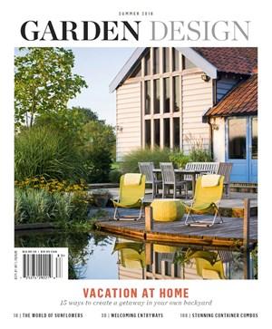 Garden Design | 6/1/2018 Cover