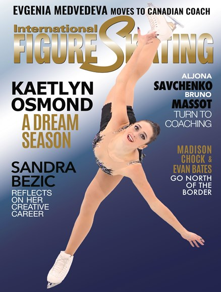 International Figure Skating Cover - 8/1/2018