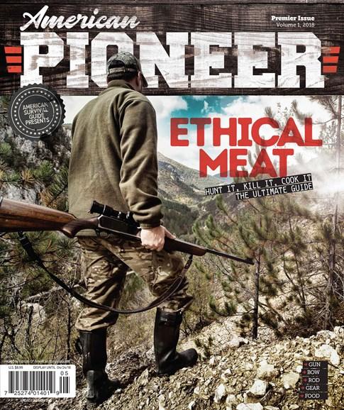 American Pioneer Cover - 5/1/2018