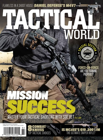 Tactical World Cover - 6/1/2018