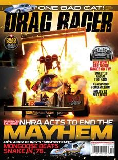 Drag Racer | 9/2018 Cover