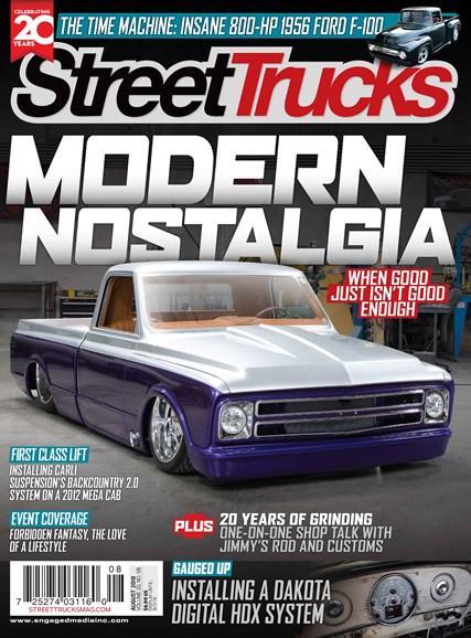 Street Trucks Cover - 8/1/2018