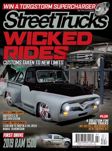 Street Trucks Cover - 7/1/2018