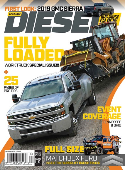 Ultimate Diesel Builder's Guide Cover - 6/1/2018