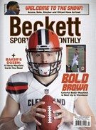 Beckett Sports Card Monthly Magazine 7/1/2018