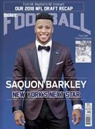 Beckett Football  Magazine 7/1/2018
