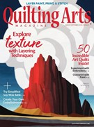 Quilting Arts Magazine 8/1/2018