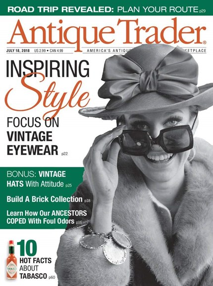 Antique Trader Cover - 7/18/2018