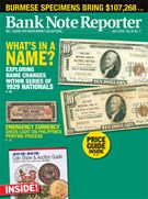 Bank Note Reporter Magazine 7/1/2018