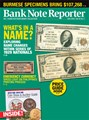 Bank Note Reporter Magazine | 7/2018 Cover