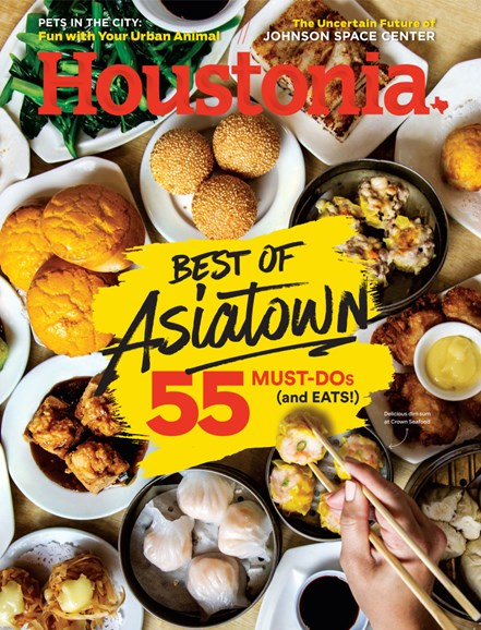 Houstonia Cover - 7/1/2018