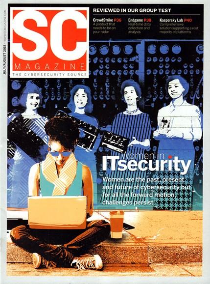 SC Magazine - U.S. edition Cover - 8/1/2018